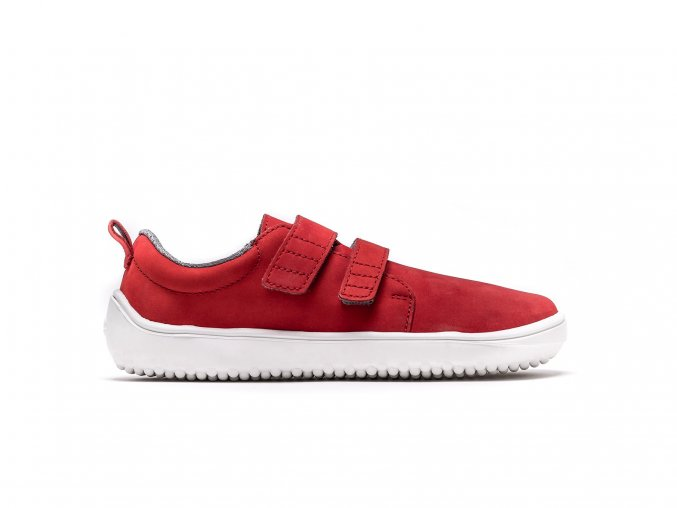 Dětské barefoot boty Be Lenka Jolly - Red | Zelenáčky