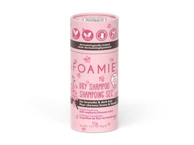 Foamie suchý šampon Berry Brunette | Zelenáčky