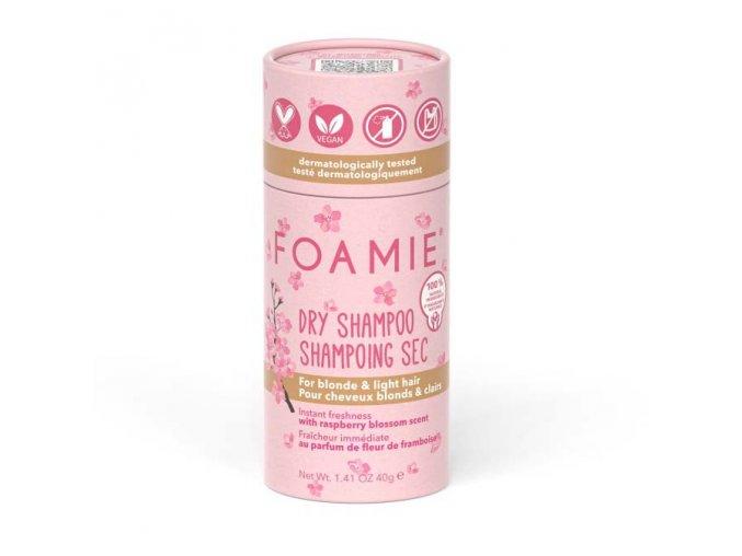 Foamie suchý šampon Berry Blonde | Zelenáčky