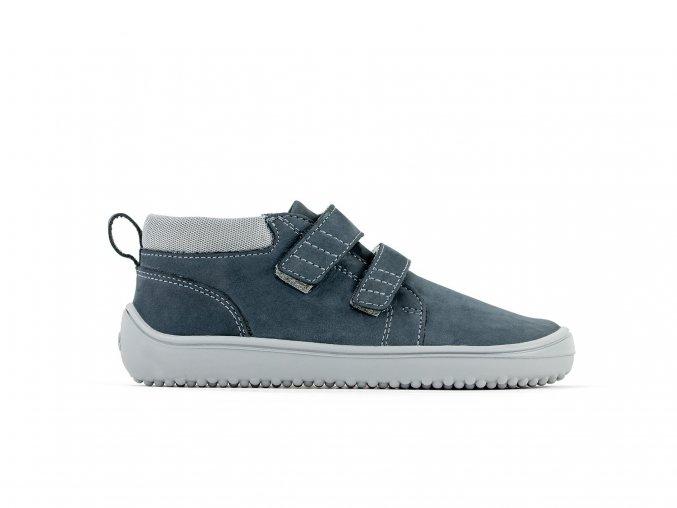 Dětské barefoot boty Be Lenka Play - Charcoal | Zelenáčky