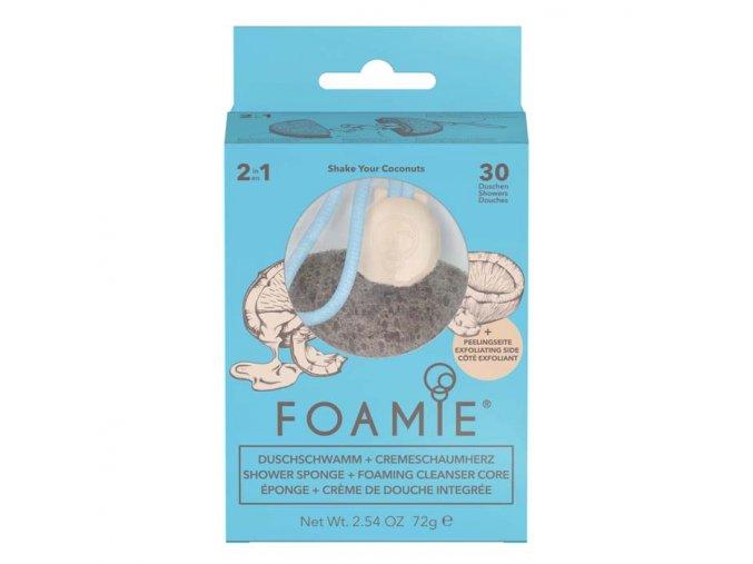 Foamie Beauty Fruity - houbička s mýdlem