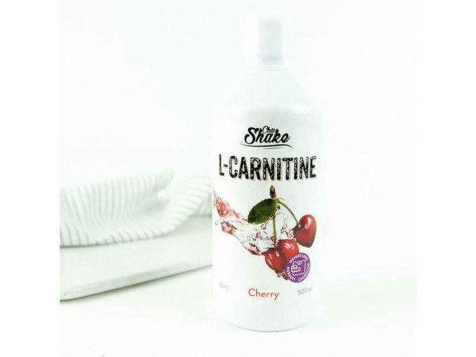 Chia Shake L-carnitine višeň - efektivně spaluje a odbourává tuky
