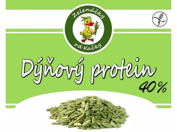 Dýňový protein