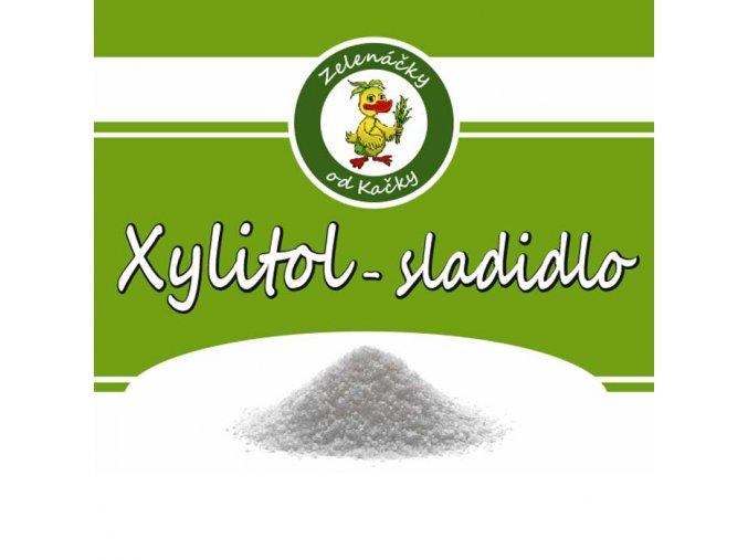 xylitol sladidlo