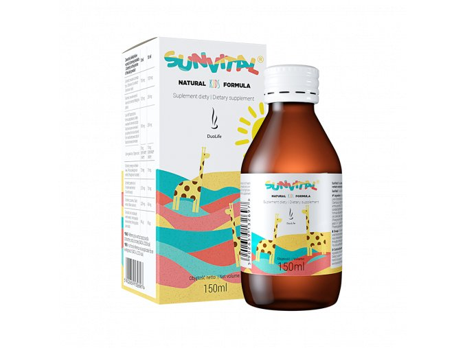 SunVital® Natural KIDS Formula