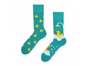 Veselé ponožky Kačenky