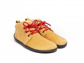 Barefoot Be Lenka Icon celoroční - Mustard | Zelenáčky