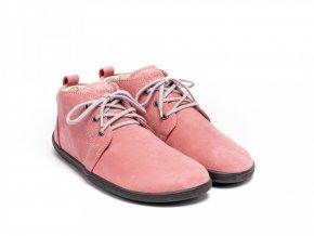 Barefoot boty Be Lenka Icon celoroční - Light Pink | Zelenáčky