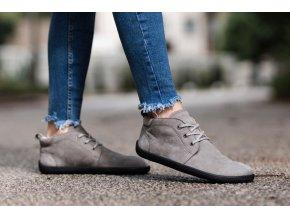 Barefoot Be Lenka Icon celoroční - Pebble Grey | Zelenáčky