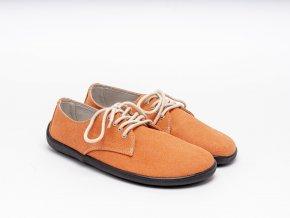 Barefootová módní obuv Be Lenka City - Tangerine | Zelenáčky