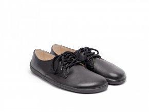 Barefootová módní obuv Barefoot Be Lenka City - Black | Zelenáčky