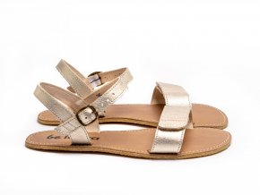 2240 barefoot sandaly be lenka grace gold
