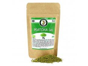 Zelený čaj Matcha BIO - Zelenáčky