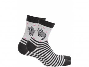 Ponožky Wola Mýval