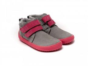Dětské barefoot boty Be Lenka Play - Bublegum | Zelenáčky