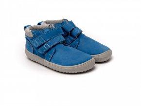 Dětské barefoot boty Be Lenka Play - Azure | Zelenáčky