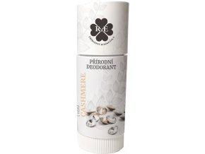 Přírodní deodorant BIO bambucké máslo s vůní cashmere 25 ml | Zelenáčky