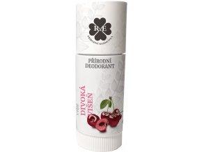 Přírodní deodorant BIO bambucké máslo s vůní divoké višně 25 ml | Zelenáčky