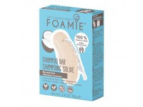 Foamie tuhý šampon Your Coconuts | Zelenáčky