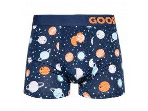 Veselé boxerky Vesmír | Zelenáčky
