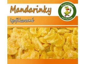Mandarinky lyofilizované | Zelenáčky