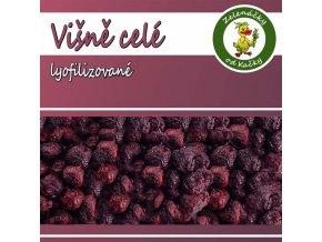 Višně celé lyofilizované | Zelenáčky