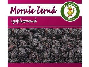 Moruše černá lyofilizovaná | Zelenáčky