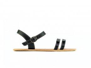 Barefoot sandály Be Lenka Summer - Black | Zelenáčky