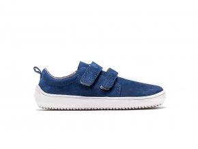 Dětské barefoot boty Be Lenka Jolly - Navy | Zelenáčky