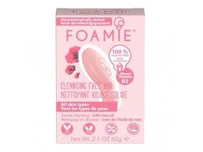 Foamie pleťové čisticí mýdlo Bar Rose Up | Zelenáčky