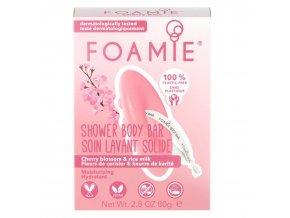 Foamie Shower Body Bar Cherry   Zelenáčky