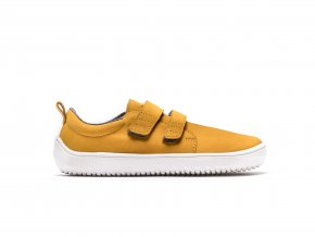 Dětské barefoot boty Be Lenka Jolly - Mango | Zelenáčky