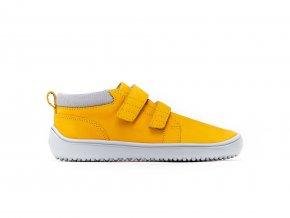 Dětské barefoot boty Be Lenka Play - Mango | Zelenáčky
