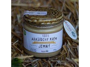 Arašídový krém jemný 100% - 190 g