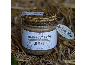 Mandlový krém jemný 100% - 190 g