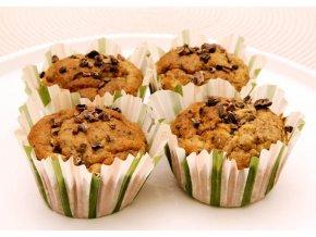 Bezlepkové muffiny Zelenáčky