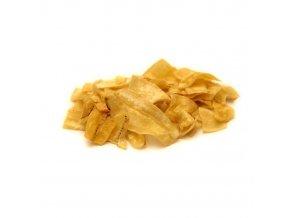 bananove chipsy jemne solene