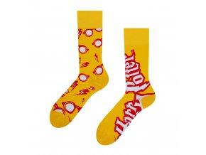 Veselé ponožky Harry Potter