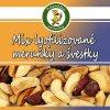 Mix lyofilizované meruňky a švestky Zelenáčky
