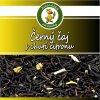 Černý čaj s chutí citronu - Zelenáčky