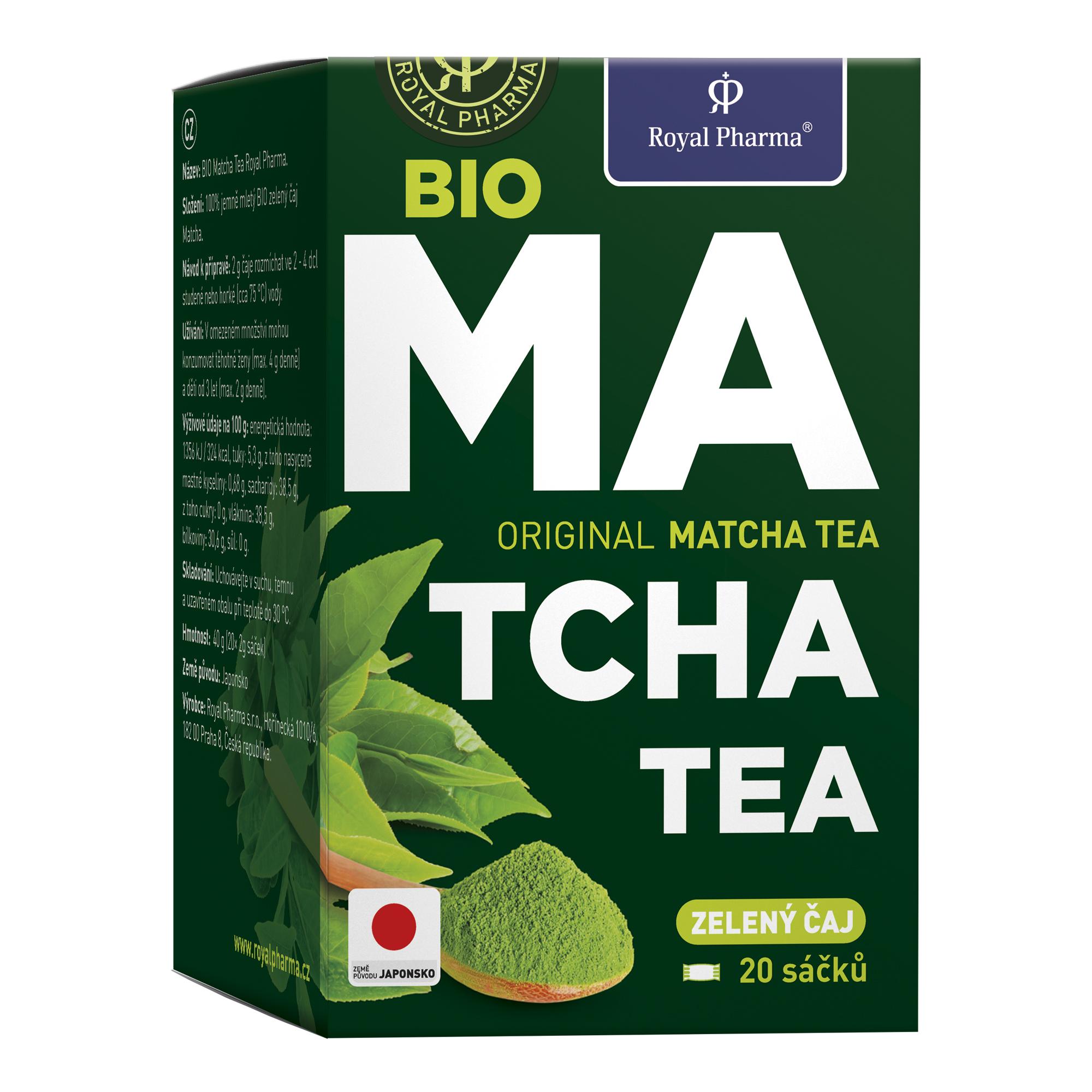 BIO MATCHA TEA