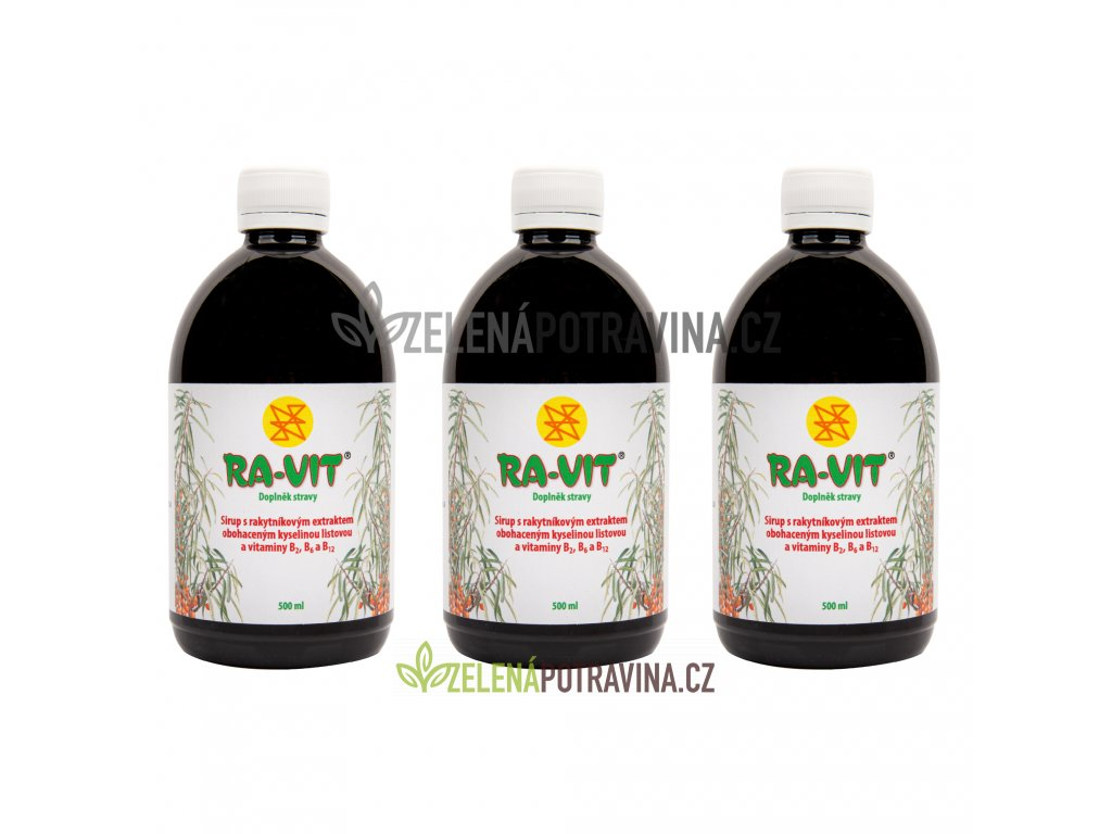 Ra Vit 500ml 3ks