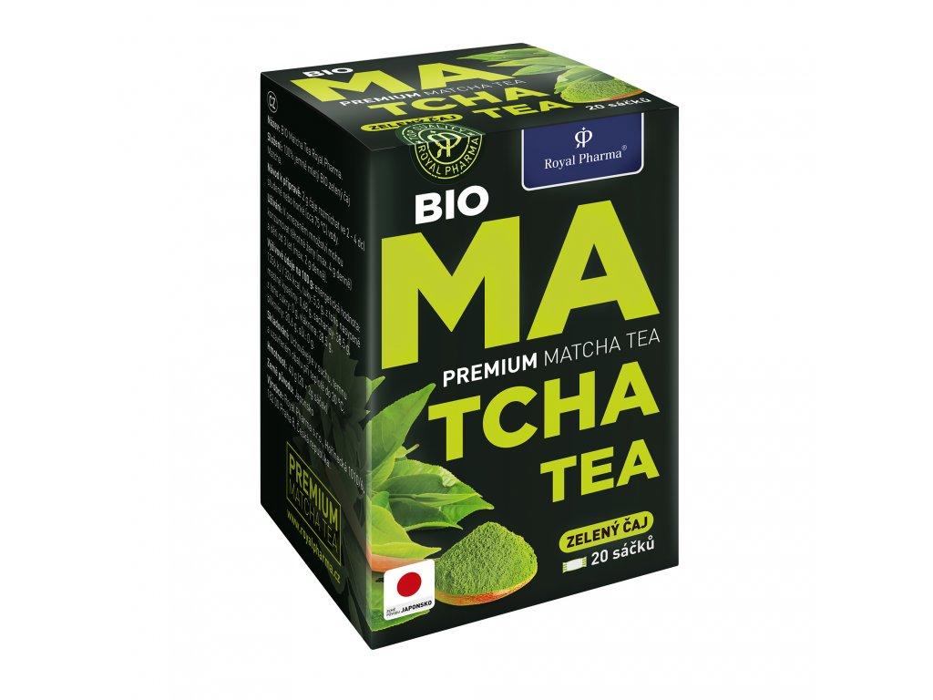 Krabicka matcha teaB