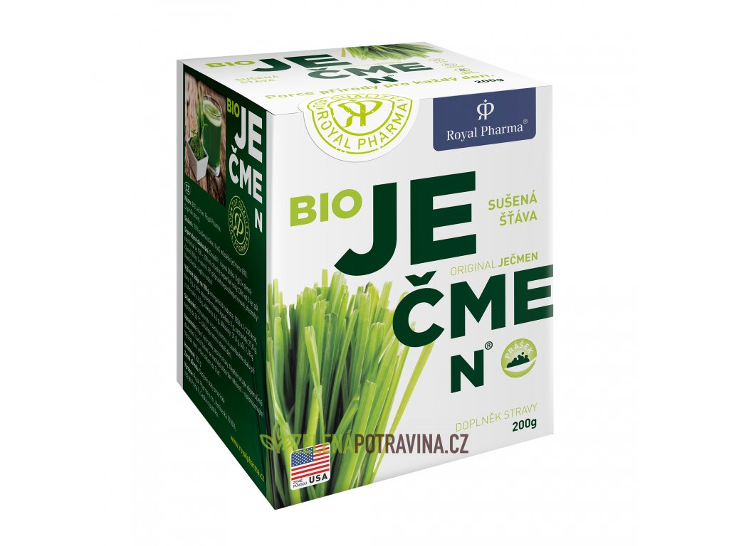 Krabicka Jecmen 200 B
