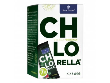 Royal Pharma Chlorella cestovni