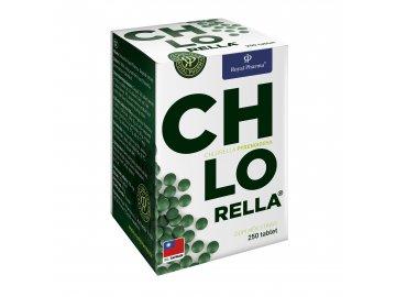 Krabicka chlorella B