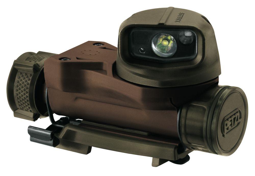 Vojenská / army čelovka PETZL