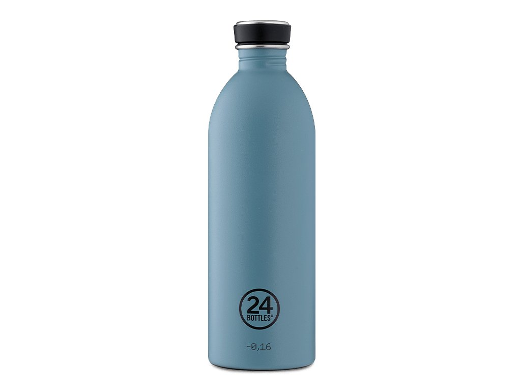 Láhev na pití 24Bottles Stone Safari Khaki 0,5l