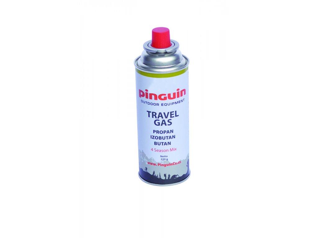 Plynová kartuše PINGUIN CARTRIDGE 220 g