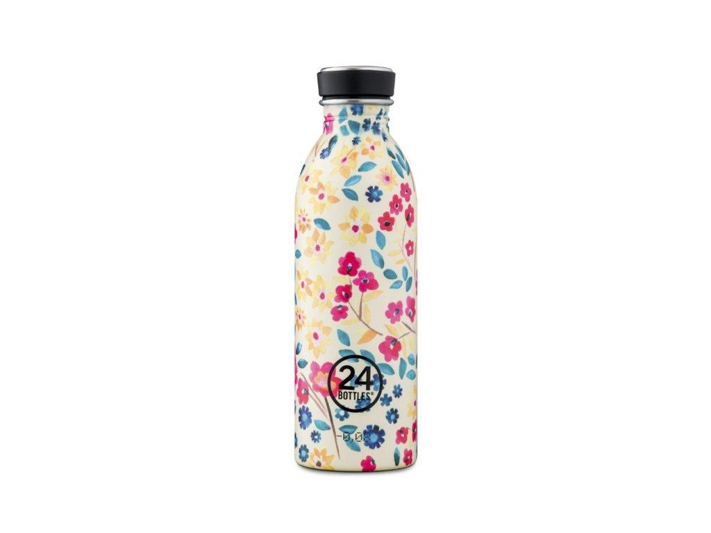Láhev na pití 24Bottles PETIT JARDIN 500 ml